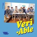 veri-able (mini album) - verivery