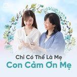 chi co the la me - con cam on me - v.a