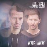 walk away (single) - alle farben, james blunt