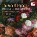 berceuse for violin and orchestra, op. 16 (single) - sinfonieorchester basel, ivor bolton, axel schacher