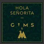 hola senorita (single) - maitre gims, maluma