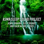 asmr binaural sleep sounds and calm nature noises - asmr sleep sound project