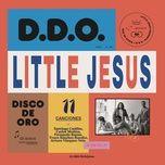 disco de oro (single) - little jesus