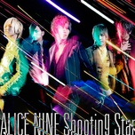 shooting star (single) - alice nine