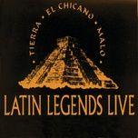 latin legends live (cd1) - v.a