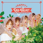 sappy (japanese mini album) - red velvet