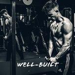 well-built - v.a