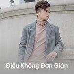 dieu khong don gian - v.a