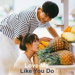 love me like you do - v.a
