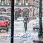 raining day - v.a