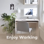 enjoy working - v.a