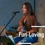 fun-loving - v.a