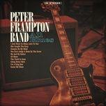 all blues - peter frampton band