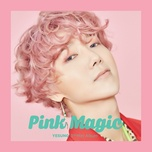 pink magic (mini album) - ye sung (super junior)