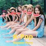 k-pop summer party - v.a