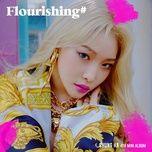 flourishing (mini album) - kim chung ha