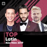 top latin nua nam 2019 - v.a