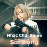 nhac choi game soi dong - v.a