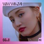 how we live (mini album) - sole