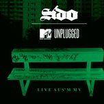 mtv unplugged live aus'm mv - sido
