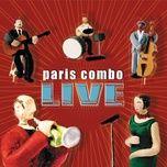 live - paris combo