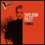 7 rings (the voice australia 2019 performance / live) (single) - sheldon riley