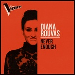 never enough (the voice australia 2019 performance / live) (single) - diana rouvas
