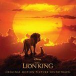 the lion king (original motion picture soundtrack) - v.a