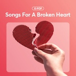 k-pop - songs for a broken heart - v.a