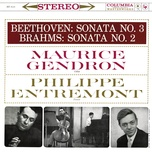 beethoven: cello sonata no. 3, op. 69 - brahms: cello sonata no. 2, op. 99 (remastered) - maurice gendron