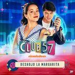 deshojo la margarita (single) - evaluna montaner, club 57 cast, riccardo frascari
