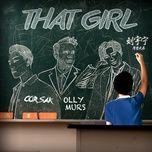 that girl (corsak remix) (single) - olly murs, luu vu ninh (liu yu ning), corsak