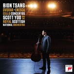 bion tsang / dvorak / enescu cello concertos (ep) - bion tsang, the royal scottish philharmonic orchestra, scott you