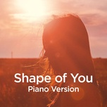 shape of you (piano version) (single) - michael forster