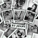 no shame (single) - mr.k!, demmy sober