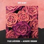 new name (acoustic version) (single) - tyler sjostrom