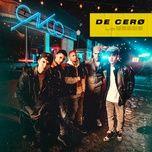 de cero (single) - cnco