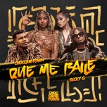 que me baile (single) - chocquibtown, becky g