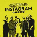 instagram (single) - dimitri vegas & like mike, david guetta, daddy yankee, afro bros, natti natasha