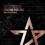 z-pop dream - singing for you (single) - z-stars