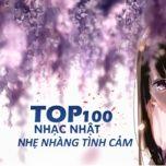 top 100 nhac nhat nhe nhang tinh cam - v.a