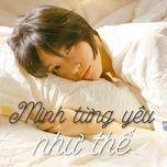 minh tung yeu nhu the - v.a