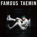 famous (mini album) - tae min (shinee)