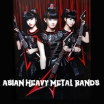 asian heavy metal bands - v.a