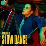 slow dance (ep) - aj mitchell