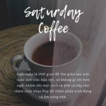 saturday coffee - v.a