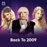 back to 2009 - v.a