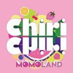 chiri chiri - momoland