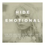 hide emotional - v.a