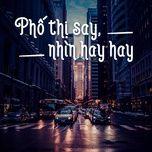 pho thi say nhin hay hay - v.a